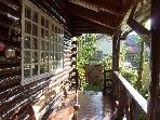 Luxurious Mountain Log Cabin in Baguo City