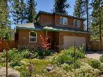 5 minute walk to lake & beautiful Mt. Tallac Meadow - Kathy's Al Tahoe Home