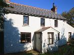 18th C cottage quietly situated close to Solva.