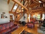 Enchantment Lodge on Orcas Island