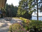 Milk and Honey Cove on Orcas Island