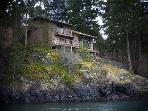 Channel House on San Juan Island
