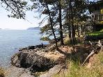 Waters Edge at Doe Bay on Orcas Island