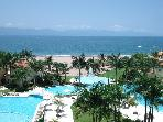 Newer 2 Bd Beach Front Condo in Puerto Vallarta