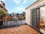 Back Bay - Marlborough #7 - 2 bedroom,  1 bathroom with private, roof-top terrace, sleeps 4-6 in beds