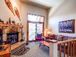Great 1BR condo w/ glowing fireplace  - G-102 Buffalo Ridge