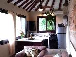 2 Bed 2 Bath Ocean View Home in Central Uvita