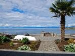 Abode at the Beach Retreat - Comox Valley 2BR Oceanfront Home