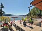 Sunshine Falls - Spectacular North Vancouver Waterview Home