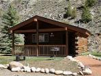 Comfortable and Clean 1 BR Cabin at Three Rivers Resort in Almont (#25)