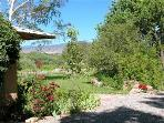 Gorgeous Mountain Views and Gardens - Adobe Estate
