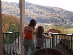 What A View!!!  .6 mile of Pkwy Pigeon Forge, TN.