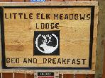 Little Elk Meadows Lodge B&B
