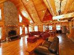 The Premier Cabin in Killington Vermont