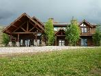 All Inclusive Private Contemporary Lodge 160 Acres