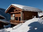 The Great Escape, large detatched chalet with separate apartment