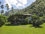 Three bedroom Tahitian home