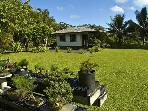 Hanalei Taro patch Cottages~Serenity & Beauty