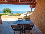 Seafront holiday apartments in Messinia near Pylos