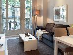 Beautiful apartment in Las Ramblas of Barcelona
