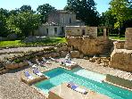 Luxury home w/pool Bordeaux & Saint Emilion area
