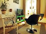 Vacation Apartment in Leipzig - 377 sqft, stylish, central, traditional (# 2878) #2878