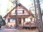 Rustic style home located just 2 miles from Heavenly #408
