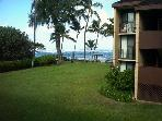 Ocean front Oahu -  2 bedroom, 2 bath condominium