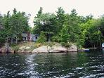 """Belle Cove"" Big Rideau Lake"