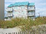 PET FRIENDLY OCEANFRONT CONDO -- SEAHOUSE VILLA B2