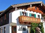 Double Room in Oberammergau - individual, elegant (# 2971) #2971
