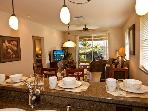 Deluxe Spacious 2BR Condo! PRIVATE RESTARAUNT & CLUBHOUSE