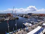 4 Bed Luxury Penthouse Apt in Galway Harbor