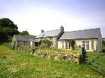 Idilic holiday home, Church Cottage, pembrokeshrie