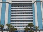 Boardwalk Oceanfront Towers Jacuzzi Suite Oceanfront Myrtle Beach SC