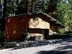 Evergreen Cabin, sleeps 10, Heavenly Valley