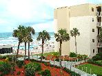 Oceanview 1 Bedroom Condo, Near Daytona Beach