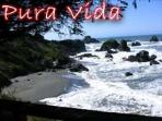 Pura Vida! Surrounded by the Pacific on 3 sides. Completely Rebuilt in 2012!