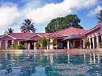Waterfront Villa-Mombasa North Coast-pool/staff