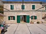 Charming stone villa Lucija