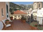 Fabulous apartment with terrace in Amalfi Coast