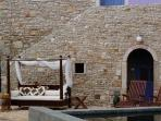 Villa Mendola stone house with pool for 11 persons