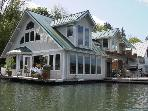 Floating Home Vacation Rental