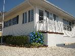 Lavallette Beach Block sleeps 9 New Kitchen & Bath