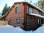 Charming Log Cabin w/hot tub in Winter Park!