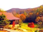 Smoky Mtn. Retreat--A Log Inn--Vacation Rental