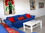 Poleg Beachfront Holiday Rental, NETANYA, ISRAEL