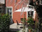 Lucca Villino Franca in town w.garden/parking&amp;WiFi