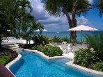 Luxury 2 bedroom Barbados villa. Great location!