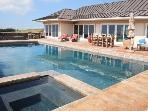 Luxury Home w/saltwater pool, hot tub & ocean view